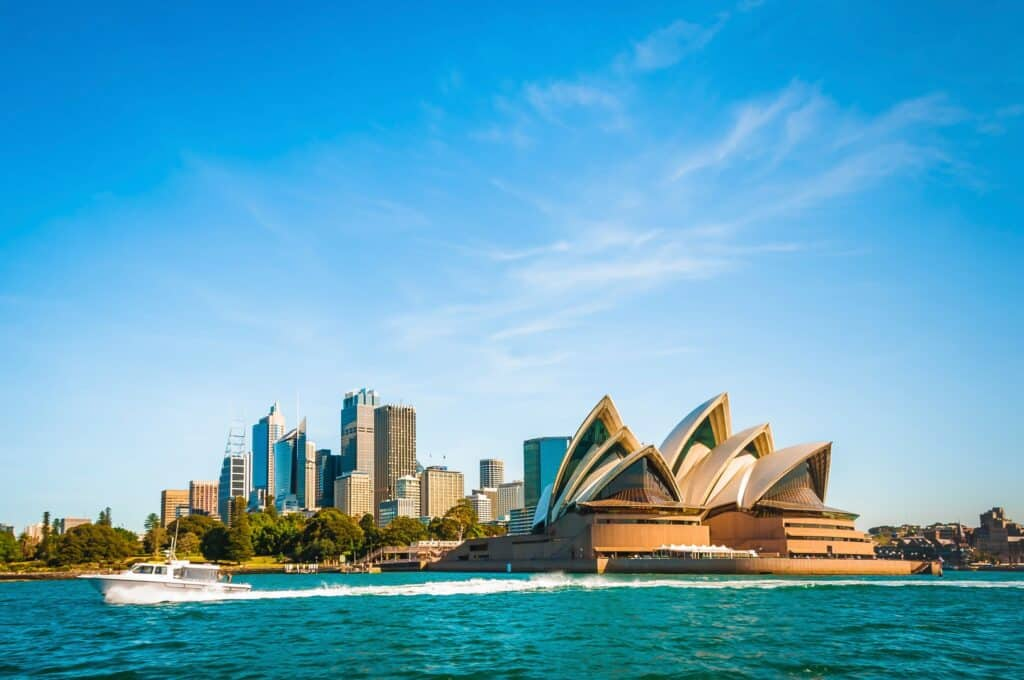Sydney opera house - Offshore Outsourcing Operations