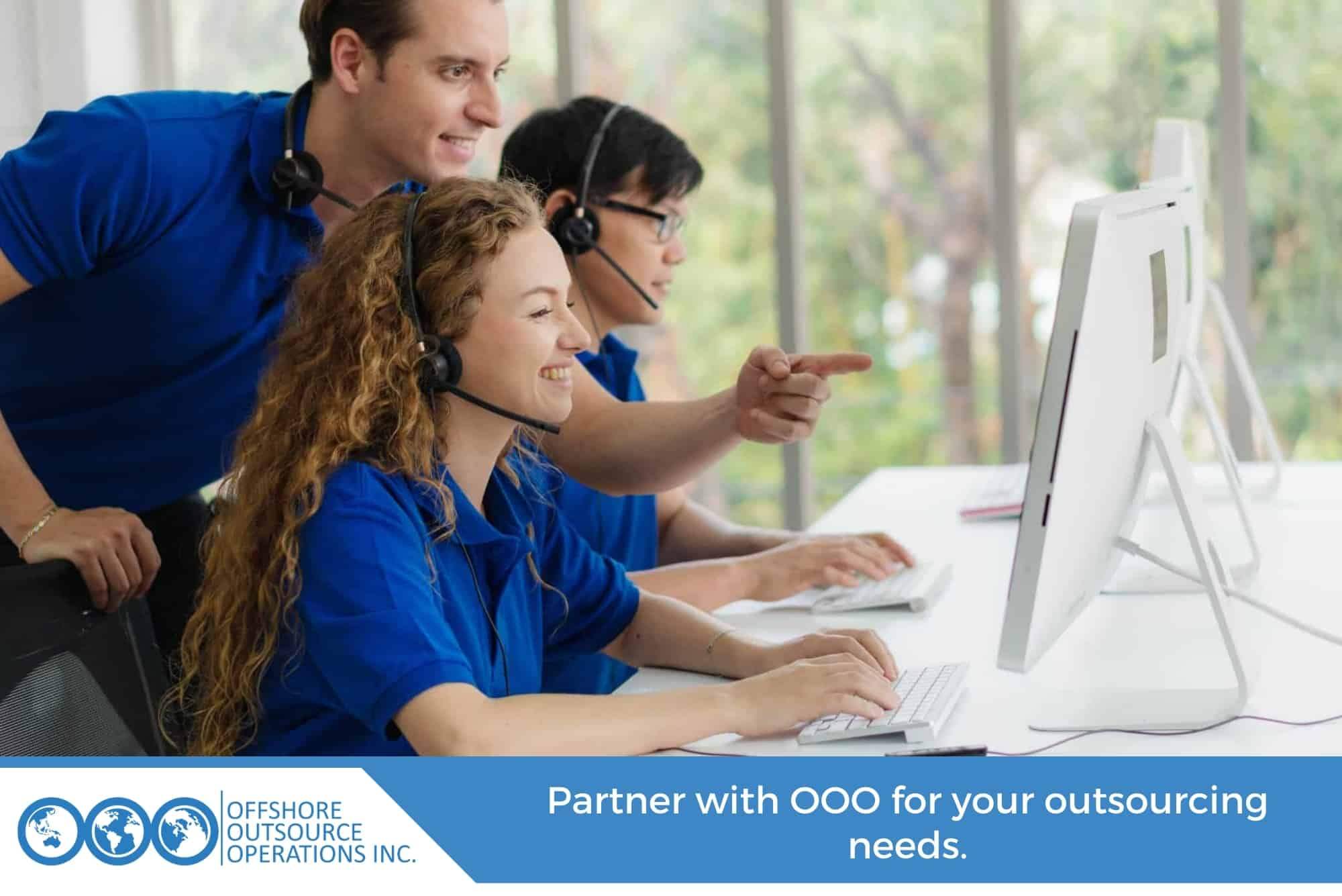 Partner with OOO for your outsourcing needs.